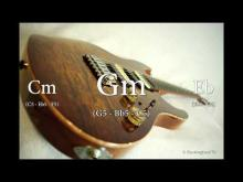 Embedded thumbnail for Gm Blues Rock Guitar Backing Track