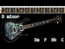 Embedded thumbnail for Nostalgic Ballad Style Guitar Backing Track - D minor | 110 bpm