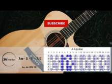 Embedded thumbnail for Acoustic Rock Guitar Backing Track Jam in Am