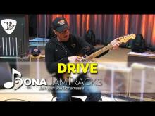 "Embedded thumbnail for Bona Jam Tracks - ""Drive"" Official Joe Bonamassa Guitar Backing Track in E Minor"