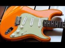 Embedded thumbnail for Easy Guitar Groove Backing Track in C minor   #SZBT 466