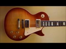 Embedded thumbnail for Blues ballad guitar backing track in Bm