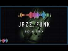 Embedded thumbnail for Jazz Funk Backing Track in C Dorian Blues
