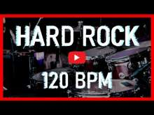 Embedded thumbnail for Hard Rock Drum Track 120 BPM Rock Drum Beat Backing Track (Track ID-26)