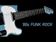Embedded thumbnail for Funk Rock 80s Disco Guitar Backing Track E Minor Jam