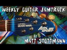 Embedded thumbnail for Funky Blues Trio Guitar Backing Track In G Minor