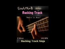 Embedded thumbnail for Soul/RnB Backing Track in D Minor, 100 BPM. [HIGH QUALITY]