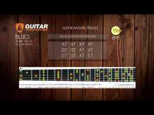 Embedded thumbnail for 12 bar Rock n Roll in A   BLUES   130 BPM   Guitar Backing Track   4/4   GBT010