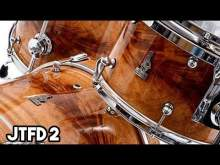 Embedded thumbnail for Motown Groove 115 bpm | Drumless Backing Track For Drummers | #JTFD 2