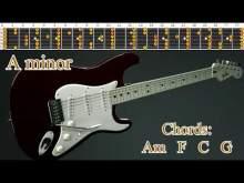 Embedded thumbnail for Epic Meditative Pop Rock Ballad Guitar Backing Track - A minor   80 bpm