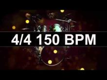 Embedded thumbnail for Drums Metronome 150 BPM