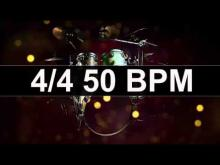 Embedded thumbnail for Drums Metronome 50 BPM