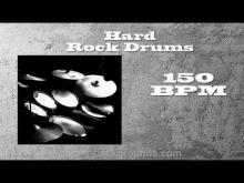 Embedded thumbnail for Drums Only // Hard Rock // 150 BPM