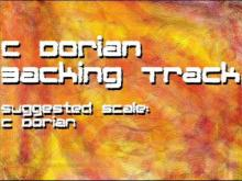 Embedded thumbnail for C Dorian Backing Track: Funky, Groove, Rock