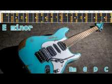 Embedded thumbnail for Sad Epic Emotional Rock Ballad Guitar Backing Track - E minor | 75 bpm