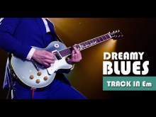 Embedded thumbnail for Enchanted Dreamy Minor Blues Guitar Backing Track Jam in Em