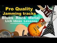 Embedded thumbnail for Pro Quality - Em Jamming Track Modern Bonjovi Style Stadium Rock