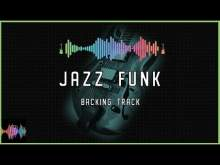 Embedded thumbnail for Jazz Funk Backing Track in F Dorian Blues