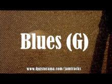 Embedded thumbnail for Boogie Blues Backing Track - John Lee Hooker Style (G)