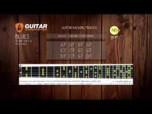 Embedded thumbnail for 12 bar Rock n Roll in G   BLUES   140 BPM   Guitar Backing Track   4/4   GBT005