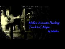 Embedded thumbnail for Relaxed backing track in C Major