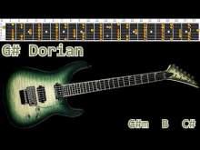 Embedded thumbnail for Classic Heavy Metal Guitar Backing Track - G# Dorian | 110bpm