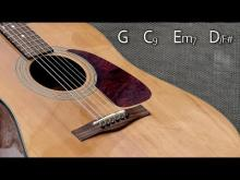 Embedded thumbnail for Acoustic Country Rock Guitar Backing Track G Major Jam