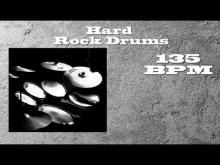 Embedded thumbnail for Drums only // Hard Rock // 135BPM