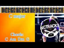 Embedded thumbnail for Epic Enchanting Delightful Ballad Guitar Backing Track - C major | 65 bpm