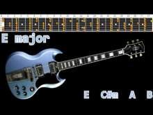 Embedded thumbnail for Soft Rock Ballad Guitar Backing Track - E major | 95bpm