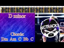 Embedded thumbnail for U2 Style Pop Rock Guitar Backing Track - D Minor | 125 bpm