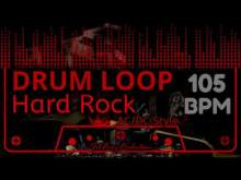 Embedded thumbnail for Hard Rock (AC DC Style) - Free Drum Track 105 BPM
