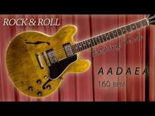 Embedded thumbnail for Rock n Roll Fast Blues Guitar Backing Track Jam in A