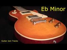 Embedded thumbnail for Warm Funk backing track in Eb minor