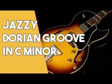 Embedded thumbnail for Jazzy Dorian Groove Backing Track in Cm