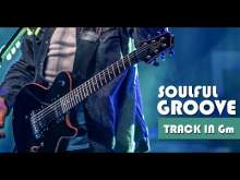 Embedded thumbnail for Bright Soulful Minor Groove Guitar Backing Track Jam in Gm