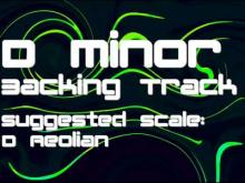 Embedded thumbnail for D Minor Backing Track: Melodic Metal, Harmonised, Heavy