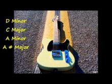 Embedded thumbnail for Rock Ballad Backing Track in D Minor HD