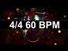 Embedded thumbnail for Drums Metronome 60 BPM