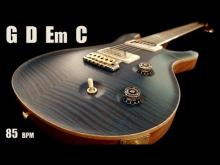Embedded thumbnail for Alternative Indie Rock Guitar Backing Track G Major Jam