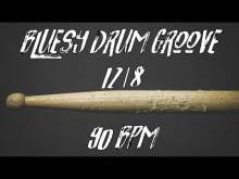 Embedded thumbnail for Blues Drum track 90 bpm