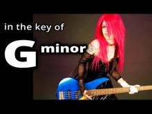 Embedded thumbnail for METAL Backing Track in G minor - Dark MELODIC METAL!!