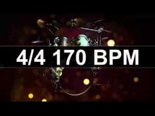 Embedded thumbnail for Drums Metronome 170 BPM