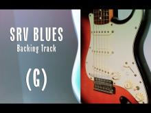 Embedded thumbnail for Funky Texas Blues Backing Track SRV Style in G 122 bpm