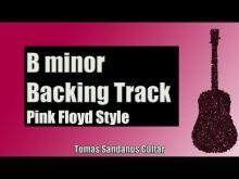 Embedded thumbnail for Pink Floyd Style Backing Track in Bm | Progressive Rock Guitar Backtrack | Brick Wall Solo