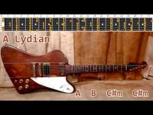Embedded thumbnail for Tranquil Soft Rock Ballad Style Guitar Backing Track - A lydian | 80 bpm