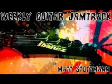 Embedded thumbnail for Heavy Modern Rock Backing Track In E