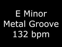 Embedded thumbnail for E Minor Metal Groove Jam for Lead Instruments
