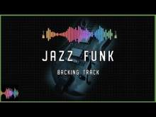 Embedded thumbnail for Jazz Funk Backing Track in E Dorian Blues