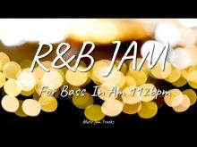 Embedded thumbnail for R&B 16 Beat Jam For Bass A Minor 112bpm BackingTrack